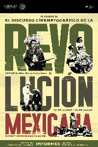 Curso: El Discurso Cinematográfico de la Revolución Mexicana