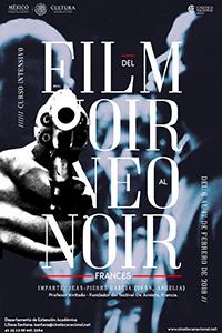 Curso: Del Film Noir al Neo-Noir francés