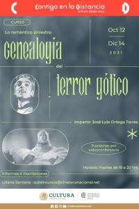 Lo romántico siniestro: Genealogía del terror gótico