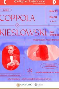 "Curso: ""Coppola y Kiéslowski: dos trilogías"""