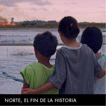Norte, el fin de la historia