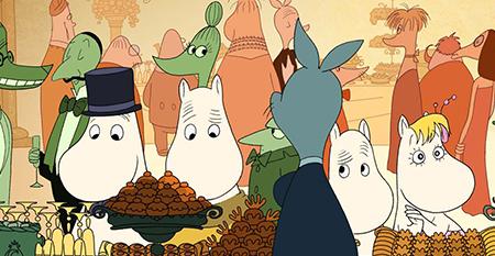 Los Moomin, la película