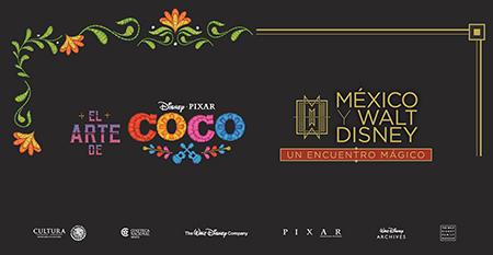 México y Walt Disney / El arte de Coco