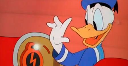 Programa de cortos de Donald